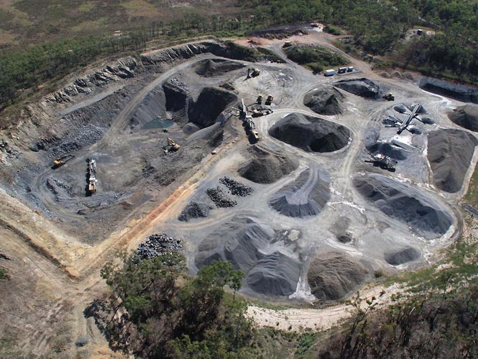 Quarry Products Rockhampton 4700, Tanby 1 Mine, hard rock quarry, sand gravel & rock Central QLD, Kinka Quarry, Kinka sand mine, Coorooman Quarry