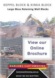 Retaining Wall Blocks Online Brochure