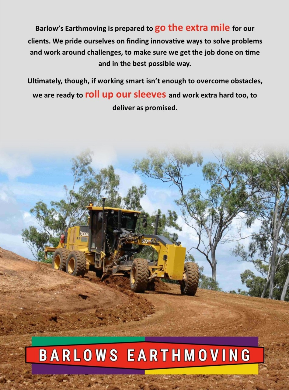 Civil Contractors Rockhampton 4700, Earthmoving Earthworks Excavation Rockhampton Central QLD